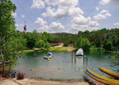 Baptist-Lake